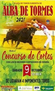 TOROS ALBA DE TORMES 9 OCTUBRE 2021