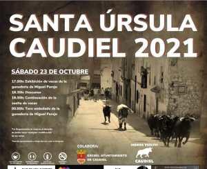 TOROS CAUDIEL 23 DE OCTUBRE 2021