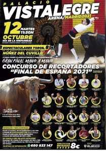 TOROS MADRID 12 OCTUBRE 2021