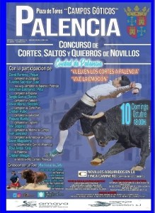 TOROS PALENCIA 10 DE OCTUBRE 2021