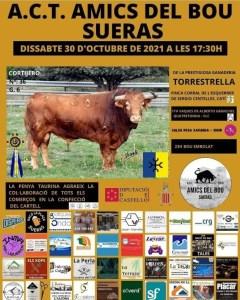 TOROS SUERAS 30 OCTUBRE 2021