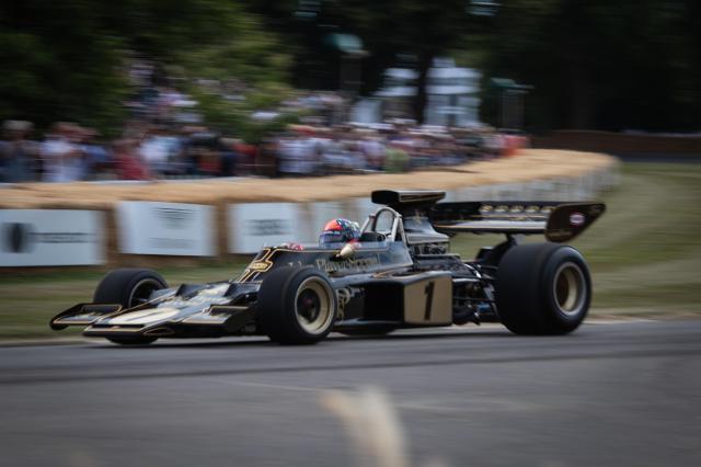 A Lotus 72