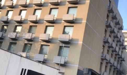 ドーミーインプレミアム渋谷神宮前外観
