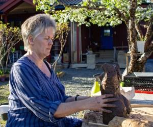 torso,keramikk,skulptur