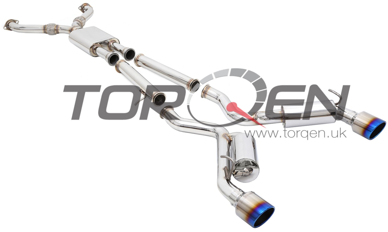 Torqen Lowest Price 350z Exhaust Systems