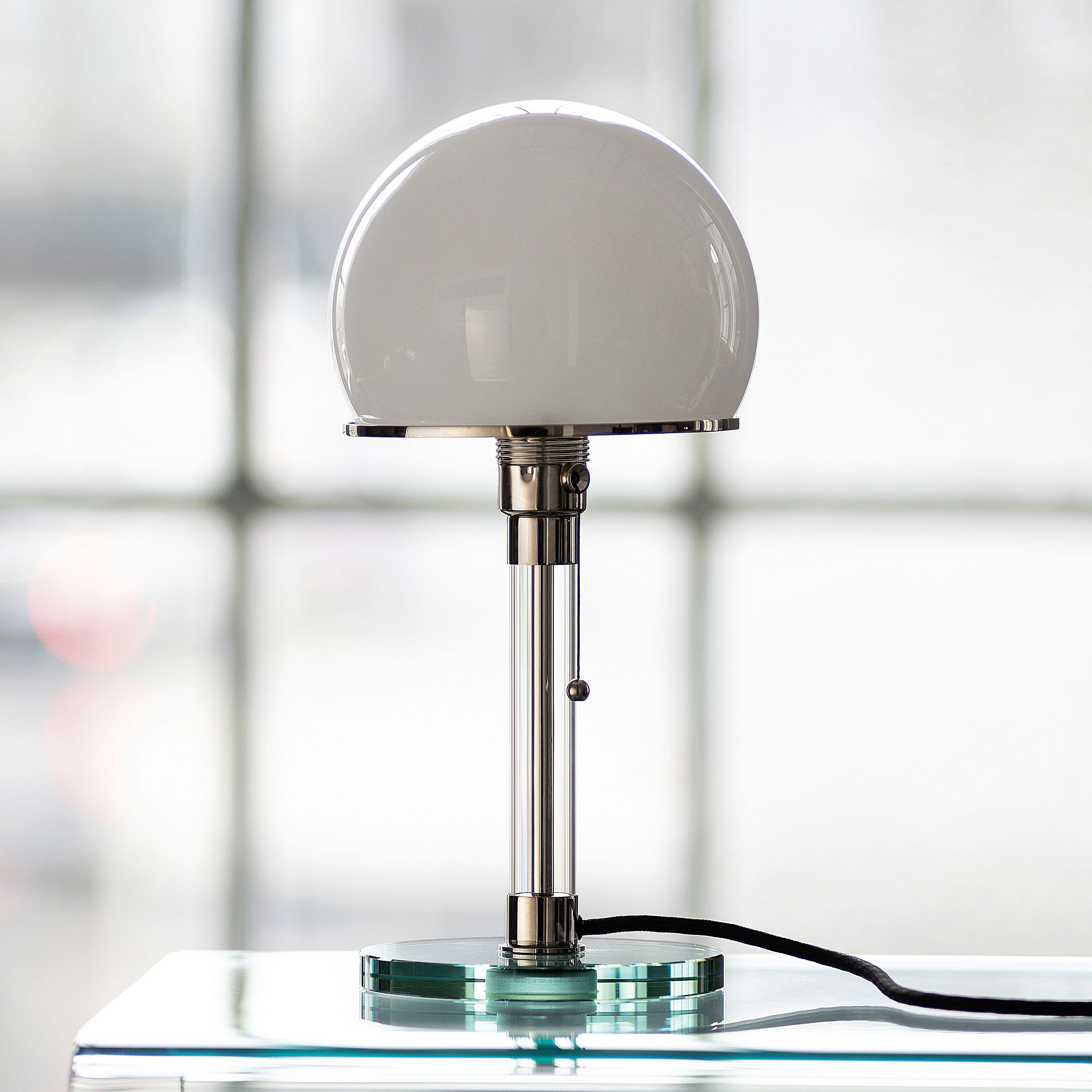 Bauhaus Stehlampe Alte Stehlampe Mit Integr Tisch 50er Jahre Aus