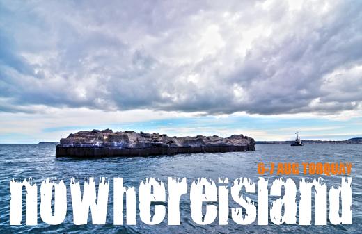 no where island poster