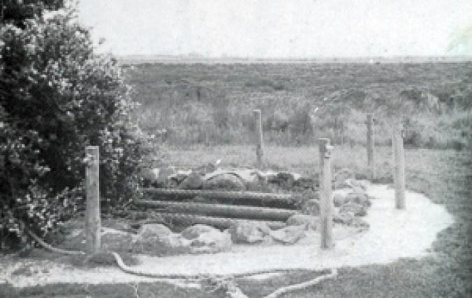 Bream Creek, Buckley's Well, Torquay history, Connewaree, Breamlea