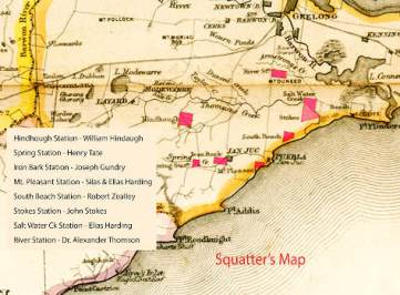 Squatters_Pastoralists Torquay district