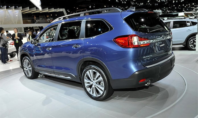 Why New Subaru Ascent Has Huge Jump In Shopper Interest