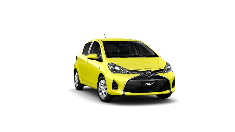 Yaris Ascent 5 door hatch manual from $15,990