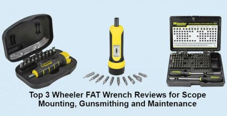 Top 3 Best Wheeler FAT Wrench Reviews