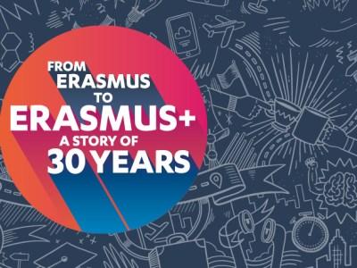 TdG festeggia 30 anni di Erasmus