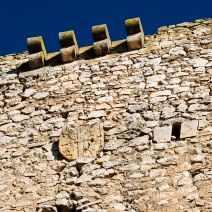 3_Alarcón_Torre de armas_escudo de Don Juan Manuel