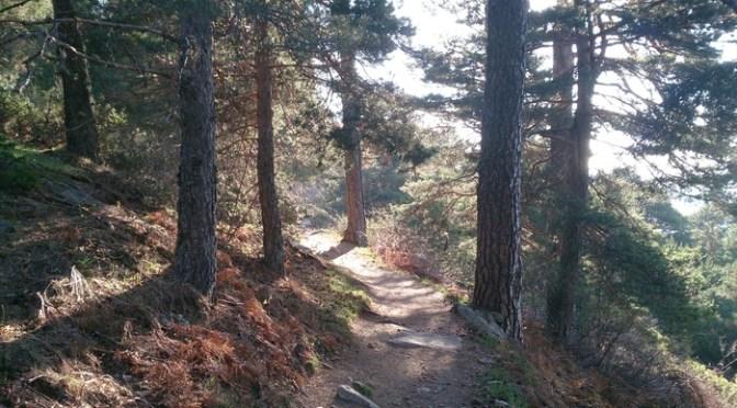 Ruta por la Barranca – Navacerrada