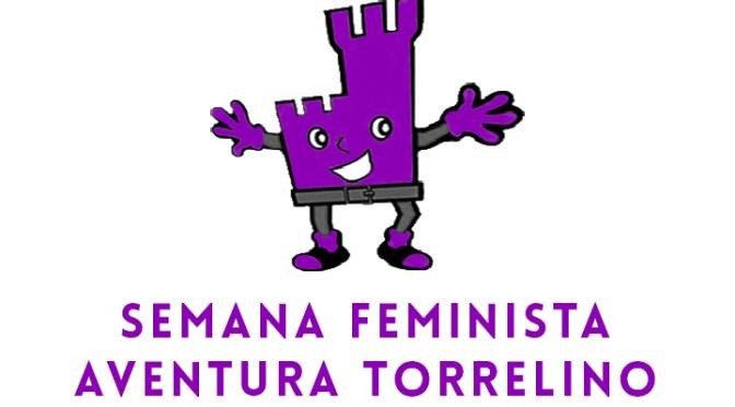 SEMANA FEMINISTA AVENTURA TORRELINO