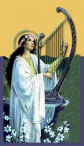 Santa Cecilia, patrona de la música