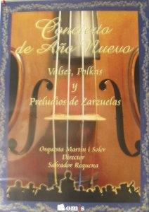Concierto de Navidad: Valses, Polkas y Preludios de Zarzuelas
