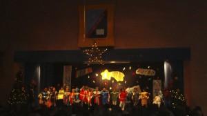 Fiesta de Navidad del Colegio Parque