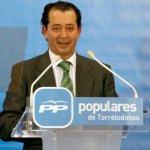 El candidato a Alcalde de Torrelodones del Partido Popular (imagen cedida por el PP de Torrelodones)