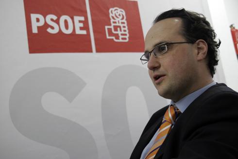 Juan D. Bidart, candidato a la Alcaldía de Torrelodones por el PSOE