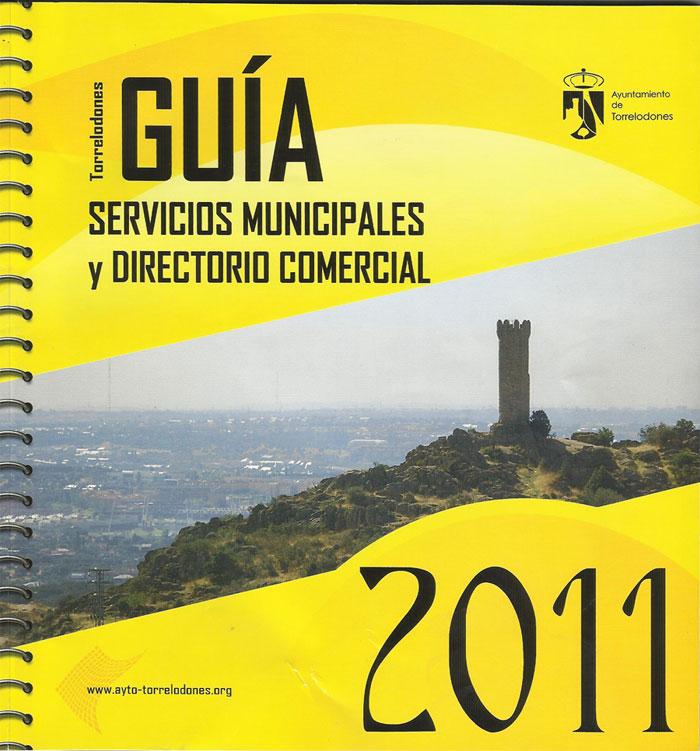 Guia de Servicios Municipales y Directorio Comercial de Torrelodones 2011