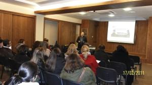 Charla informativa bachillerato colegio San Ignacio de Loyola