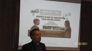 Información bachillerato Colegio San Ignacio de Loyola