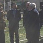 Inauguración de los campos de Minifútbol y Fútbol 7 de Torrelodones