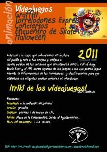 Concurso Videojuegos en Torrelodones