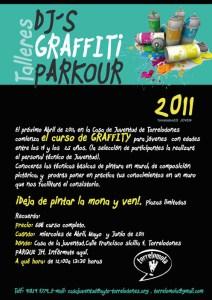 Curso de Graffity en Torrelodones
