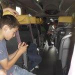 Autocar de vuelta a Torrelodones