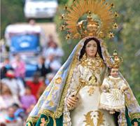 Romería Nuestra Señora de los Desamparados 2011 Galapagar