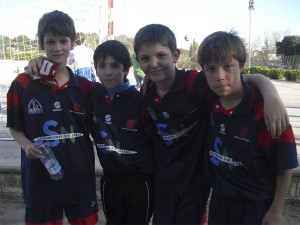 XVII Jornada Escolar de Atletismo de Torrelodones 2011