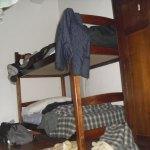 Una de las habitaciones de los chicos