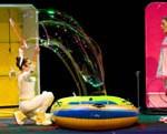 Bubble Sister, pompas gigantes de jabón