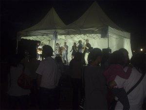 Concierto en la Fiesta de Vecinos por Torrelodones