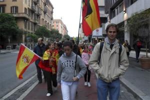 España, presente!