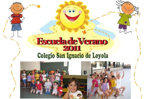 Escuela de Verano 2011 Colegio San Ignacio de Loyola