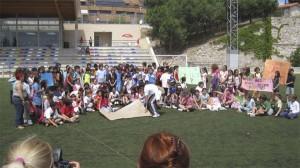Colegio Los Angeles Jornadas de Atletísmo