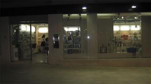 Nuevo local de la Farmacia de Enrique Casado, en Jesusa Lara, frente a Pradogrande