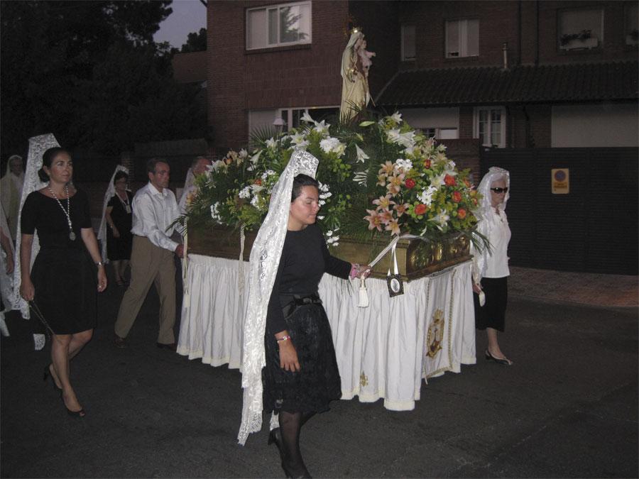 Misa Solemne en honor de Ntra. Sra. del Carmen