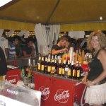 Chiringuito de Moet Madrid en el Recinto Ferial de Torrelodones
