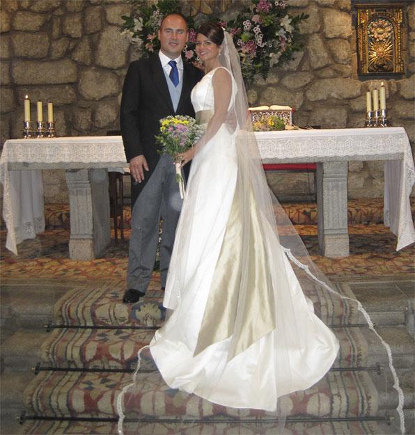 Boda de Leticia y Fernando en Torrelodones