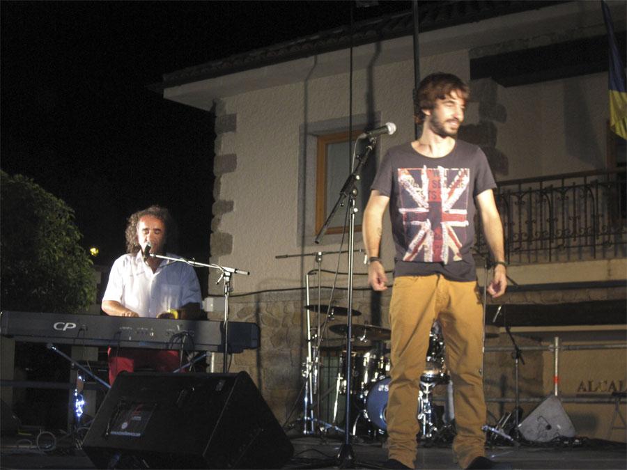 Yago Moncar en Torrelodones 14-08-11