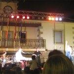 Concierto Yago Moncar y Cómplices en Torrelodones 14-08-11