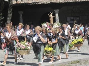 Día de la Asunción en Torrelodones 2011