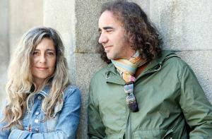 Teo Cardalda y María Monsonis, Cómplices en Torrelodones