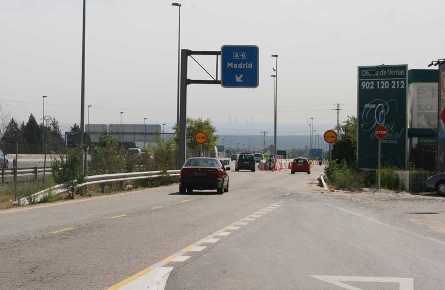 Urgen construcción del túnel bajo la A-6 en Area Homogenea Sur