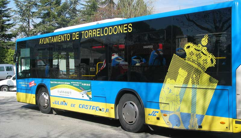 Autobús Urbano de Torrelodones